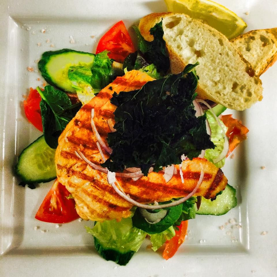 The Fire Hall Bistro