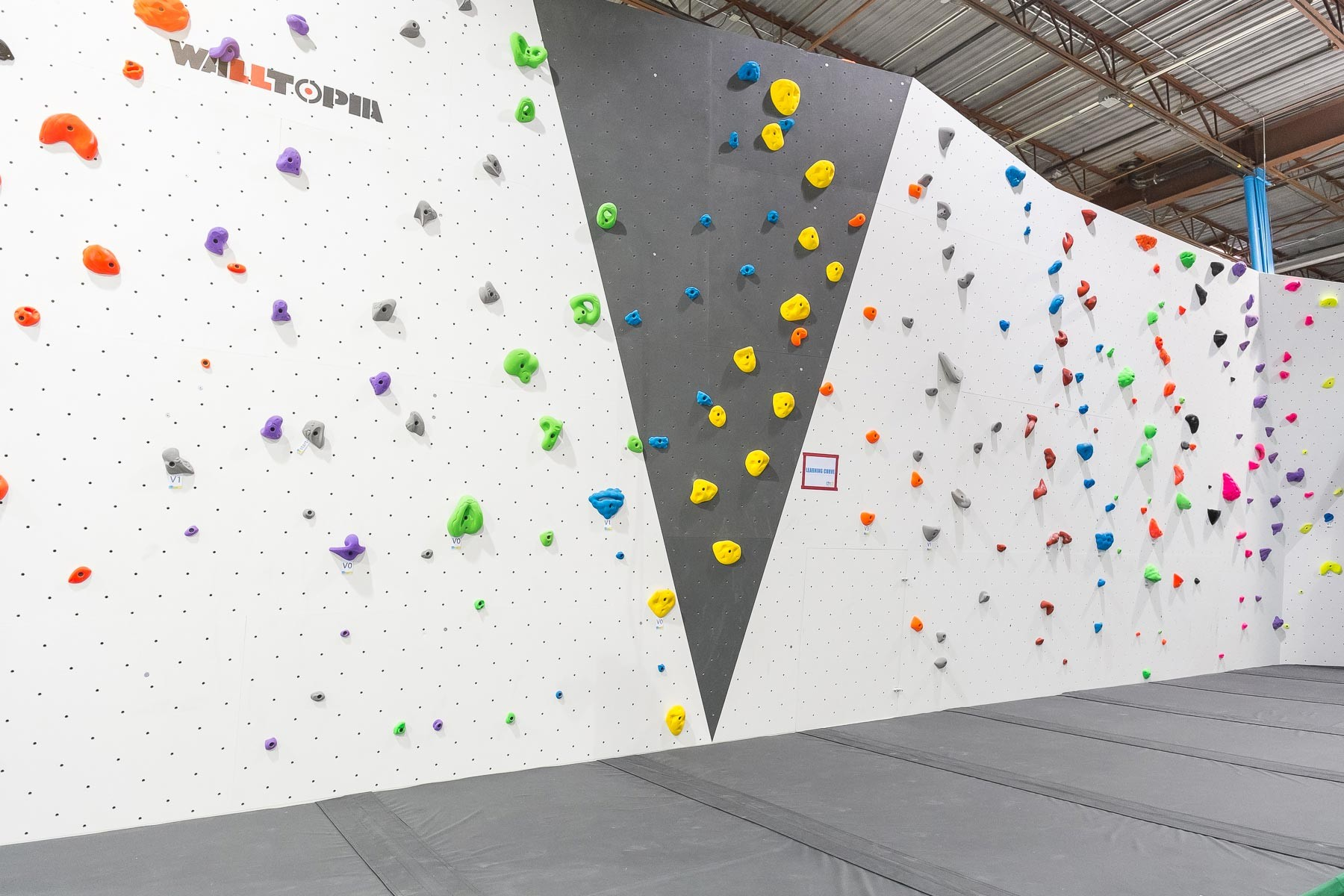 The Hub Climbing Yoga Fitness