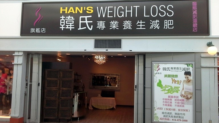 Han's Weight Loss