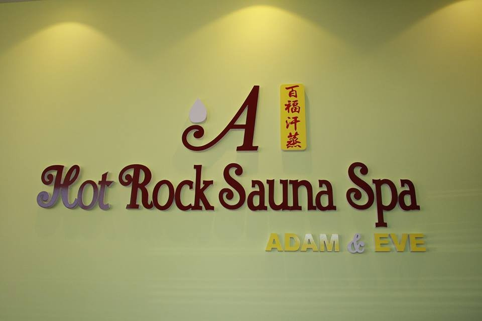 Hot Rock Sauna Spa