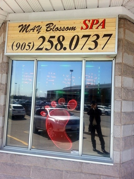 May Blossom Spa