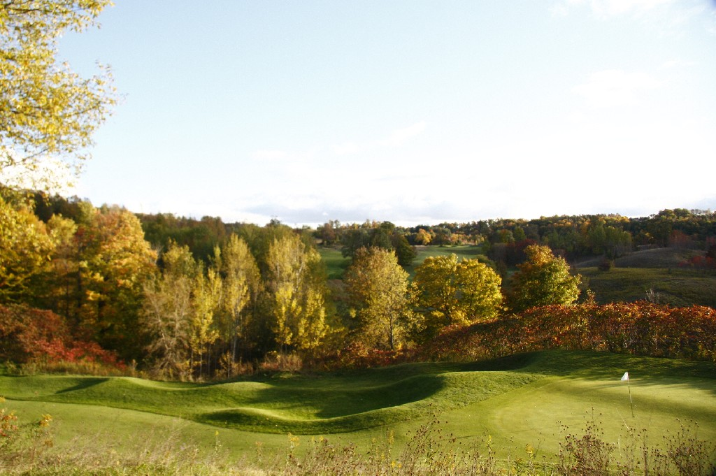 Golf at Hockley Valley Resort