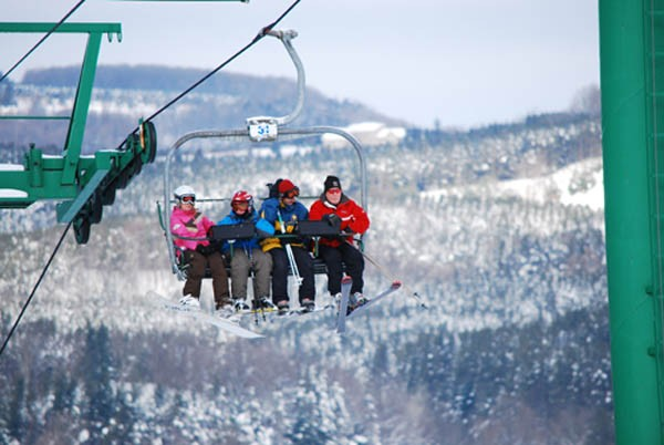 Ski at Hockley Valley Resort