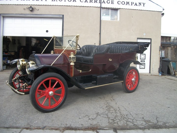 Fawcett Motor Carriage Co.