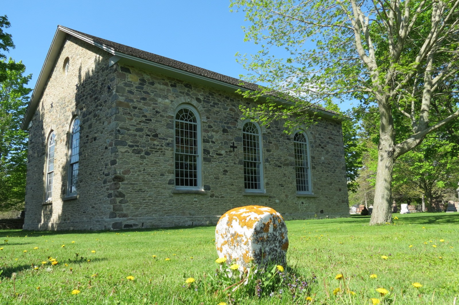Old Stone Church National Historic Site of Canada