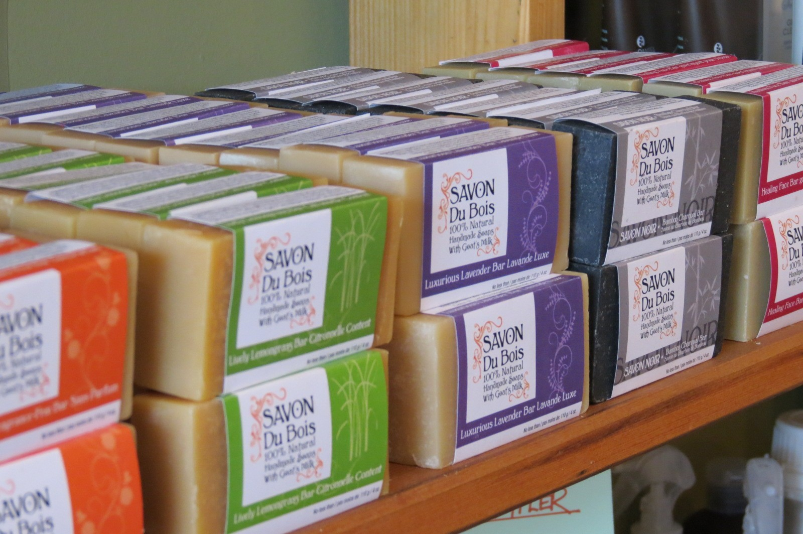 Savon Du Bois Body Boutique and Tea Bar & Coffee Roastery