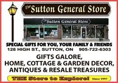 The Sutton General Store
